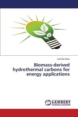 Biomass-Derived Hydrothermal Carbons for Energy Applications (Paperback)