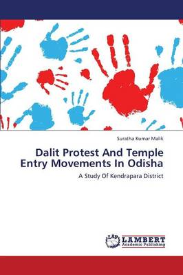 Dalit Protest and Temple Entry Movements in Odisha (Paperback)