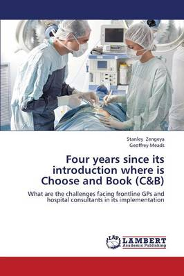 Four Years Since Its Introduction Where Is Choose and Book (C&b) (Paperback)