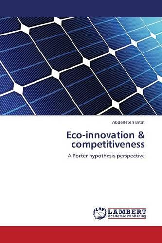 Eco-Innovation & Competitiveness (Paperback)
