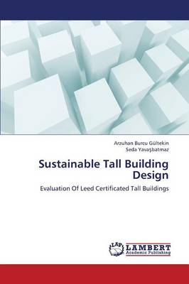 Sustainable Tall Building Design (Paperback)