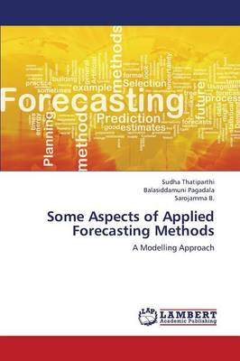 Some Aspects of Applied Forecasting Methods (Paperback)