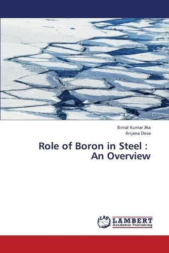 Role of Boron in Steel: An Overview (Paperback)