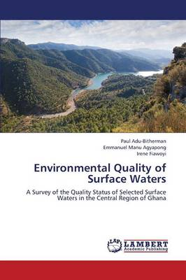 Environmental Quality of Surface Waters (Paperback)
