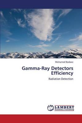 Gamma-Ray Detectors Efficiency (Paperback)