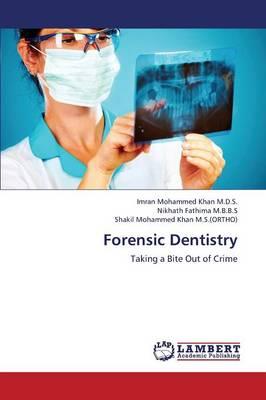 Forensic Dentistry (Paperback)