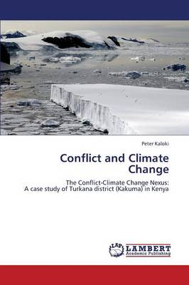 Conflict and Climate Change (Paperback)