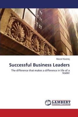 Successful Business Leaders (Paperback)