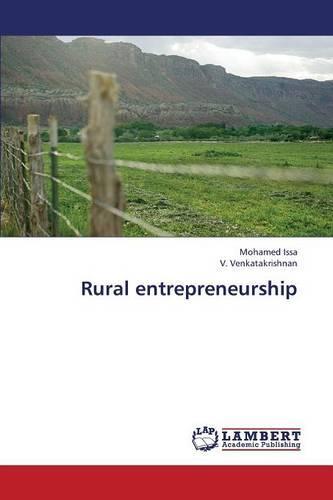 Rural Entrepreneurship (Paperback)
