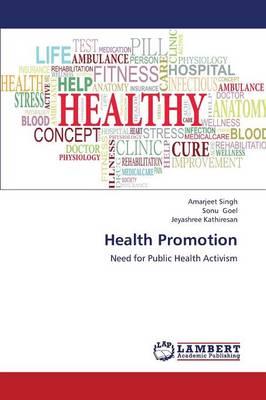 Health Promotion (Paperback)