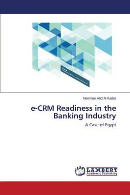 E-Crm Readiness in the Banking Industry (Paperback)