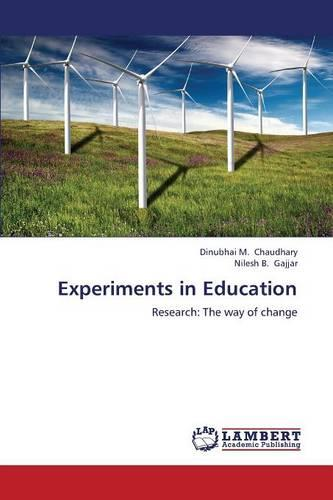 Experiments in Education (Paperback)