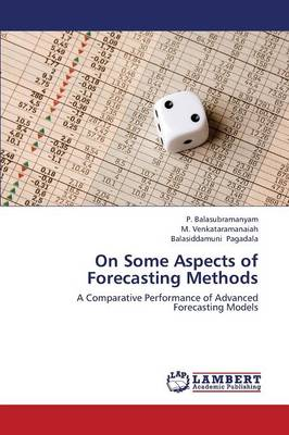 On Some Aspects of Forecasting Methods (Paperback)