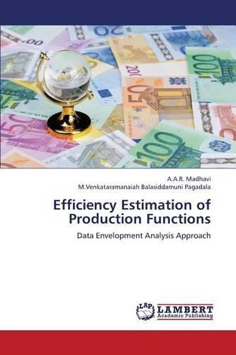 Efficiency Estimation of Production Functions (Paperback)