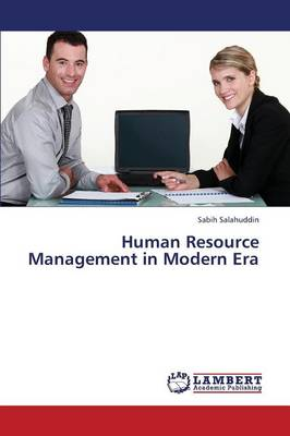 Human Resource Management in Modern Era (Paperback)