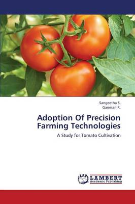 Adoption of Precision Farming Technologies (Paperback)
