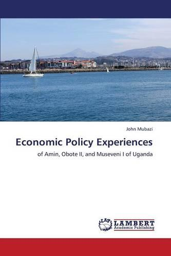 Economic Policy Experiences (Paperback)
