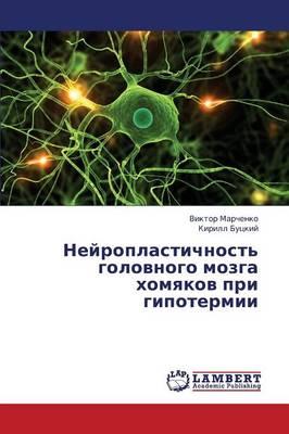 Neyroplastichnost' Golovnogo Mozga Khomyakov Pri Gipotermii (Paperback)