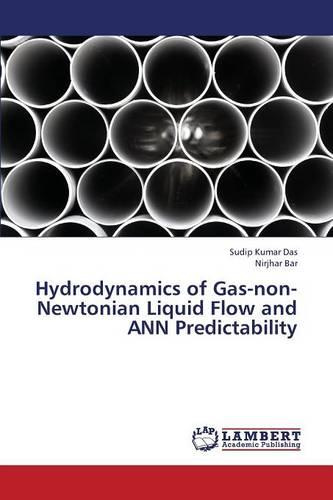 Hydrodynamics of Gas-Non-Newtonian Liquid Flow and Ann Predictability (Paperback)