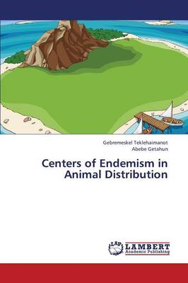 Centers of Endemism in Animal Distribution (Paperback)