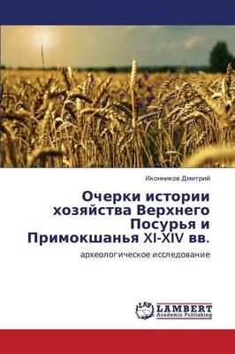 Ocherki Istorii Khozyaystva Verkhnego Posur'ya I Primokshan'ya XI-XIV VV. (Paperback)