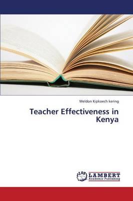 Teacher Effectiveness in Kenya (Paperback)