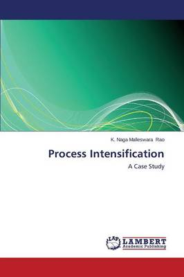 Process Intensification (Paperback)