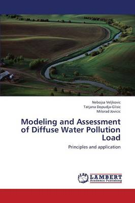 Modeling and Assessment of Diffuse Water Pollution Load (Paperback)