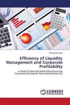 Efficiency of Liquidity Management and Corporate Profitability (Paperback)