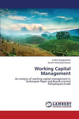 Working Capital Management (Paperback)