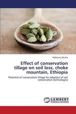 Effect of Conservation Tillage on Soil Loss, Choke Mountain, Ethiopia (Paperback)