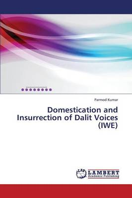 Domestication and Insurrection of Dalit Voices (Iwe) (Paperback)