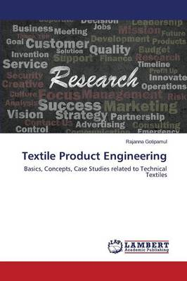 Textile Product Engineering (Paperback)
