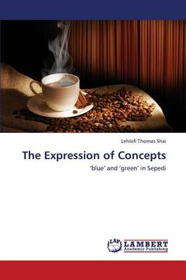 The Expression of Concepts (Paperback)