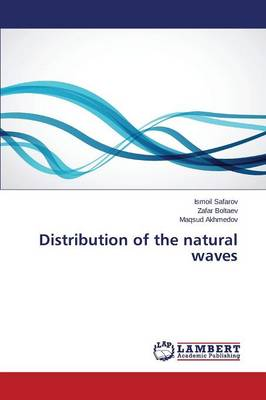 Distribution of the Natural Waves (Paperback)