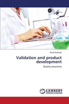 Validation and Product Development (Paperback)