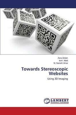Towards Stereoscopic Websites (Paperback)