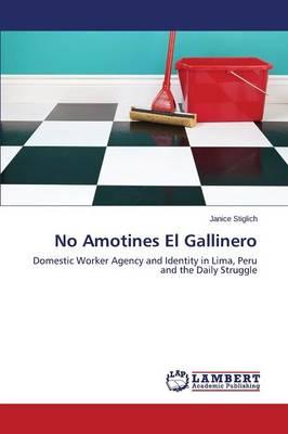 No Amotines El Gallinero (Paperback)
