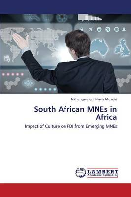South African Mnes in Africa (Paperback)