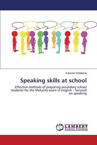 Speaking Skills at School (Paperback)