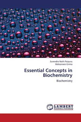 Essential Concepts in Biochemistry (Paperback)