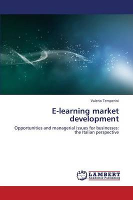 E-Learning Market Development (Paperback)