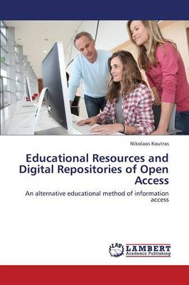 Educational Resources and Digital Repositories of Open Access (Paperback)