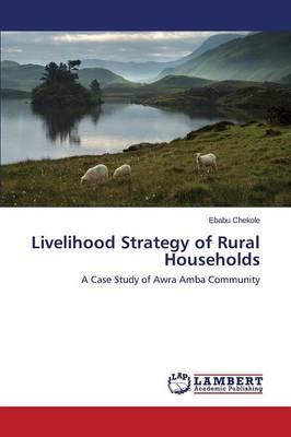 Livelihood Strategy of Rural Households (Paperback)