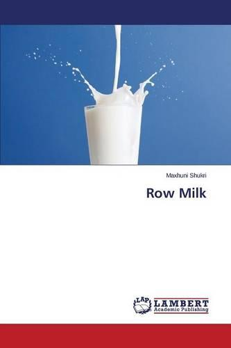Row Milk (Paperback)