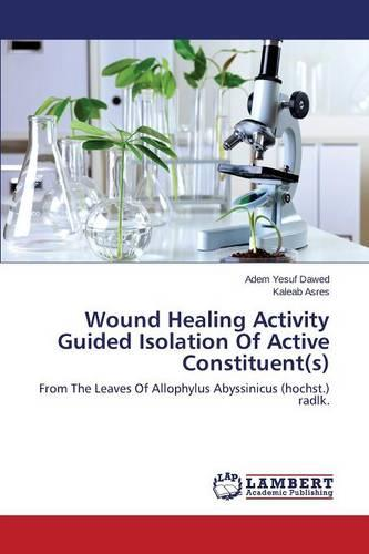 Wound Healing Activity Guided Isolation of Active Constituent(s) (Paperback)