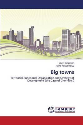 Big Towns (Paperback)