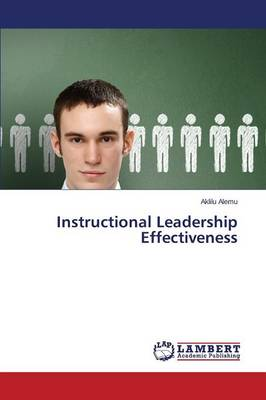 Instructional Leadership Effectiveness (Paperback)