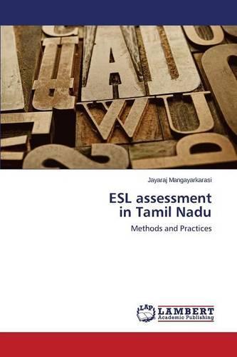 ESL Assessment in Tamil Nadu (Paperback)