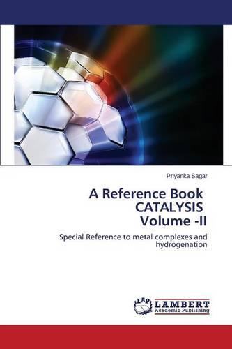 A Reference Book Catalysis Volume -II (Paperback)
